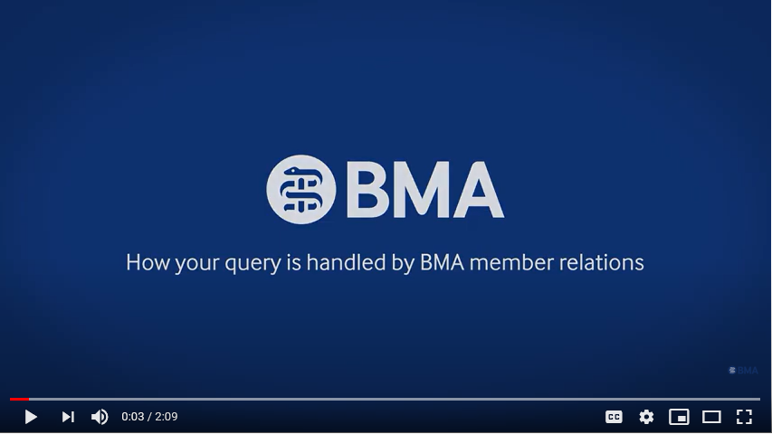 How your call is handled by BMA Advisors video